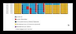 Kraulen in Hanau Lindenaubad