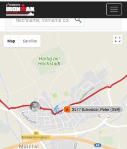 Ironman Hochstadt 2017