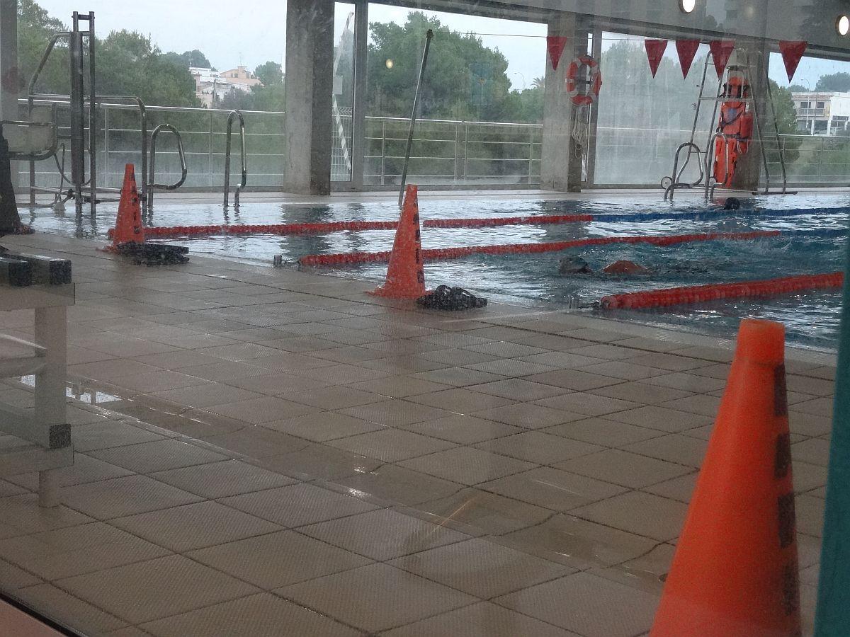 Pediman 2018: Schwimmen in Arenal