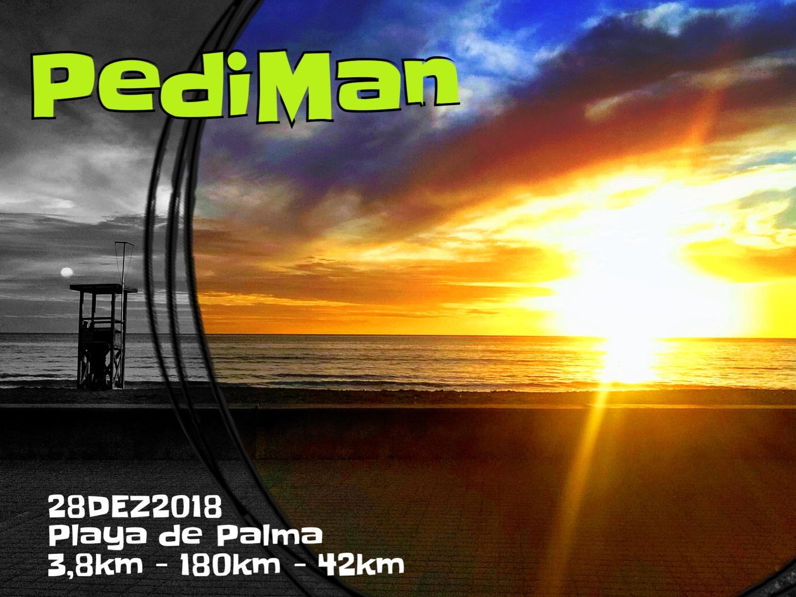 Pediman 2018: Ich lös den Fall auf jeden Fall
