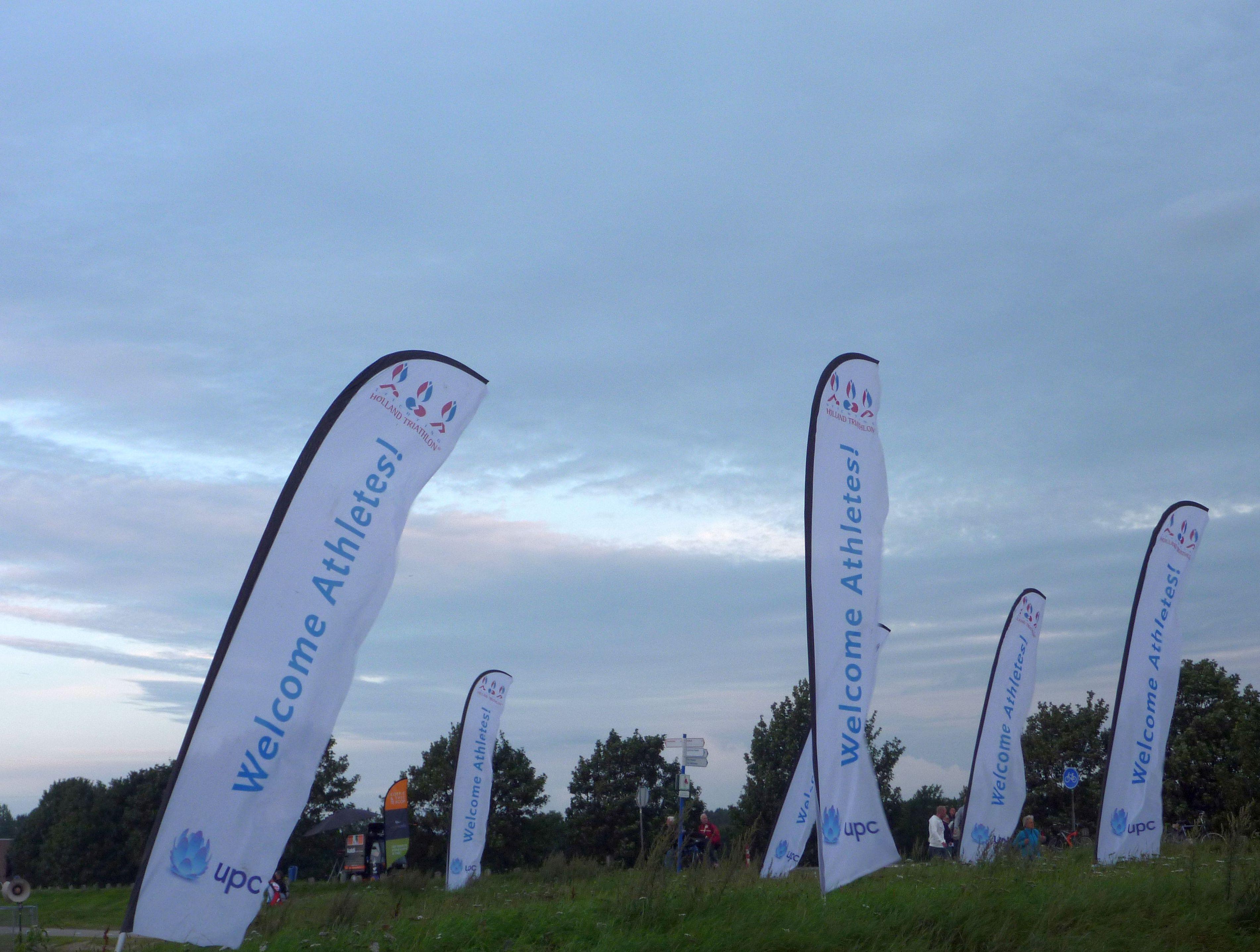 Holland Triathlon Almere 2011