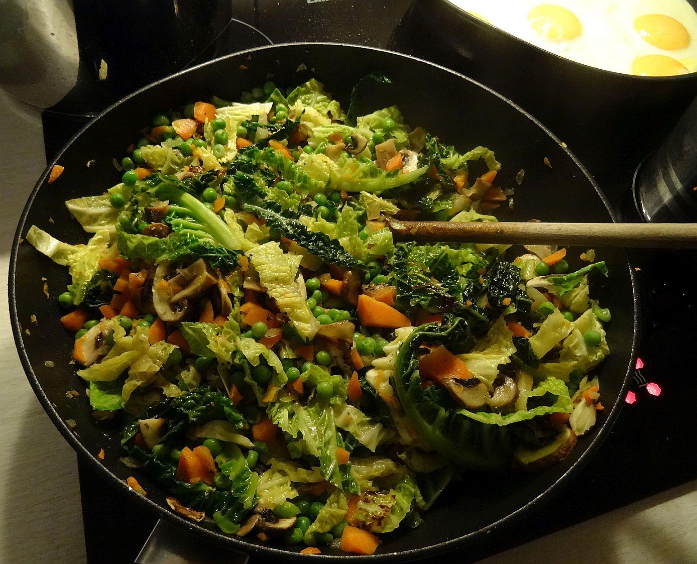 Ironman Ernährung Gemüse