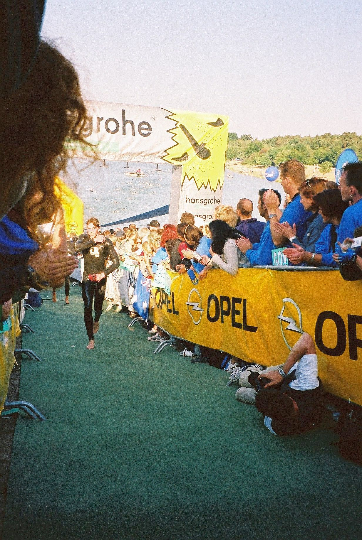Ironman Frankfurt 2003