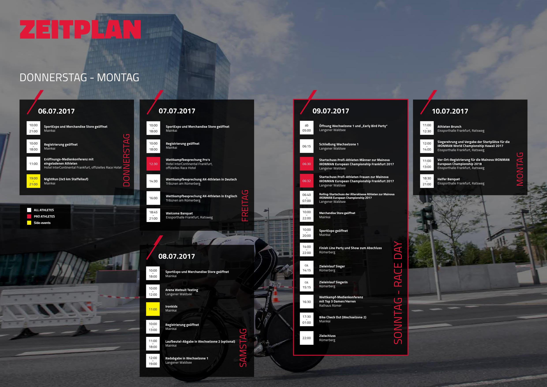 mainova ironman european championship race booklet 2017